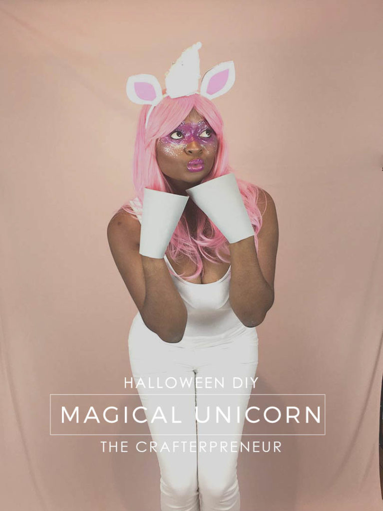Halloween DIY: Magical Unicorn