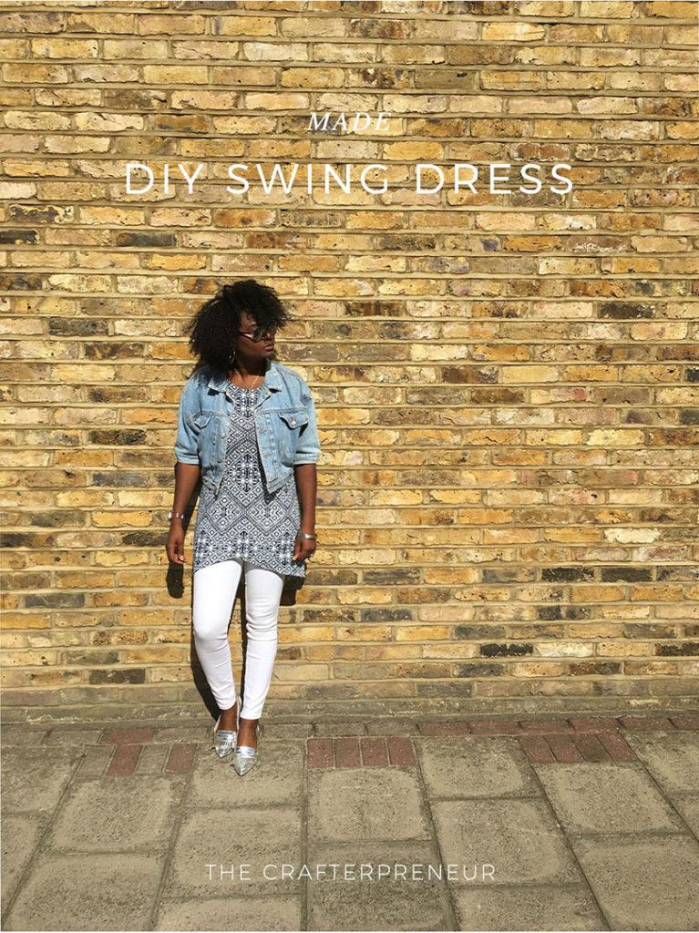 Made: DIY Swing Dress