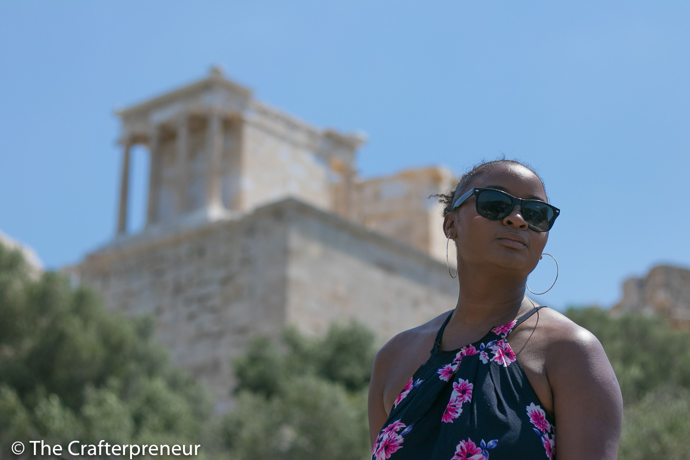A Day in Athens