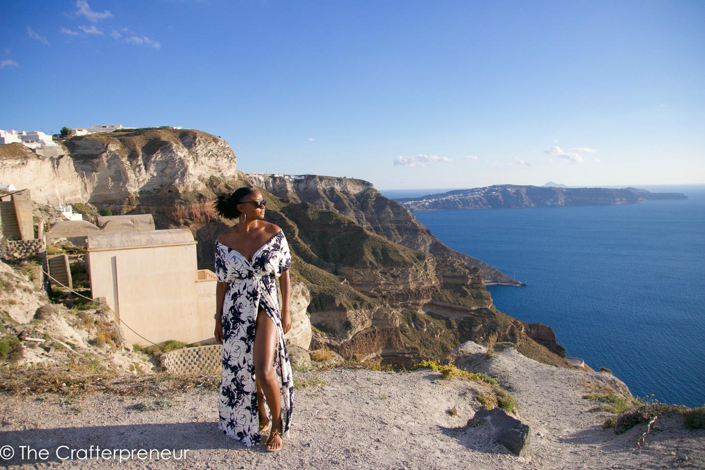 Santorini Trip