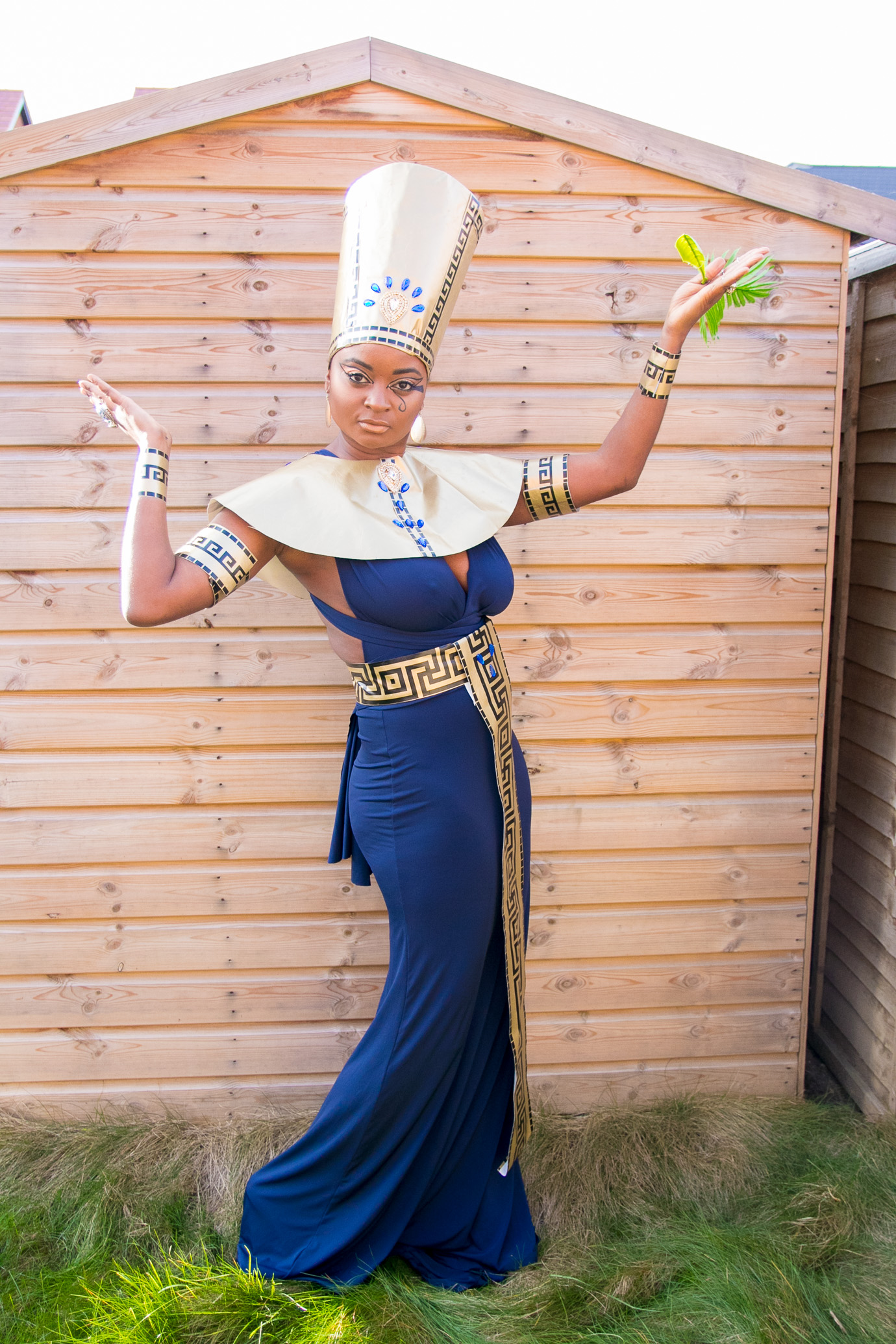 Halloween: Egyptian Goddess