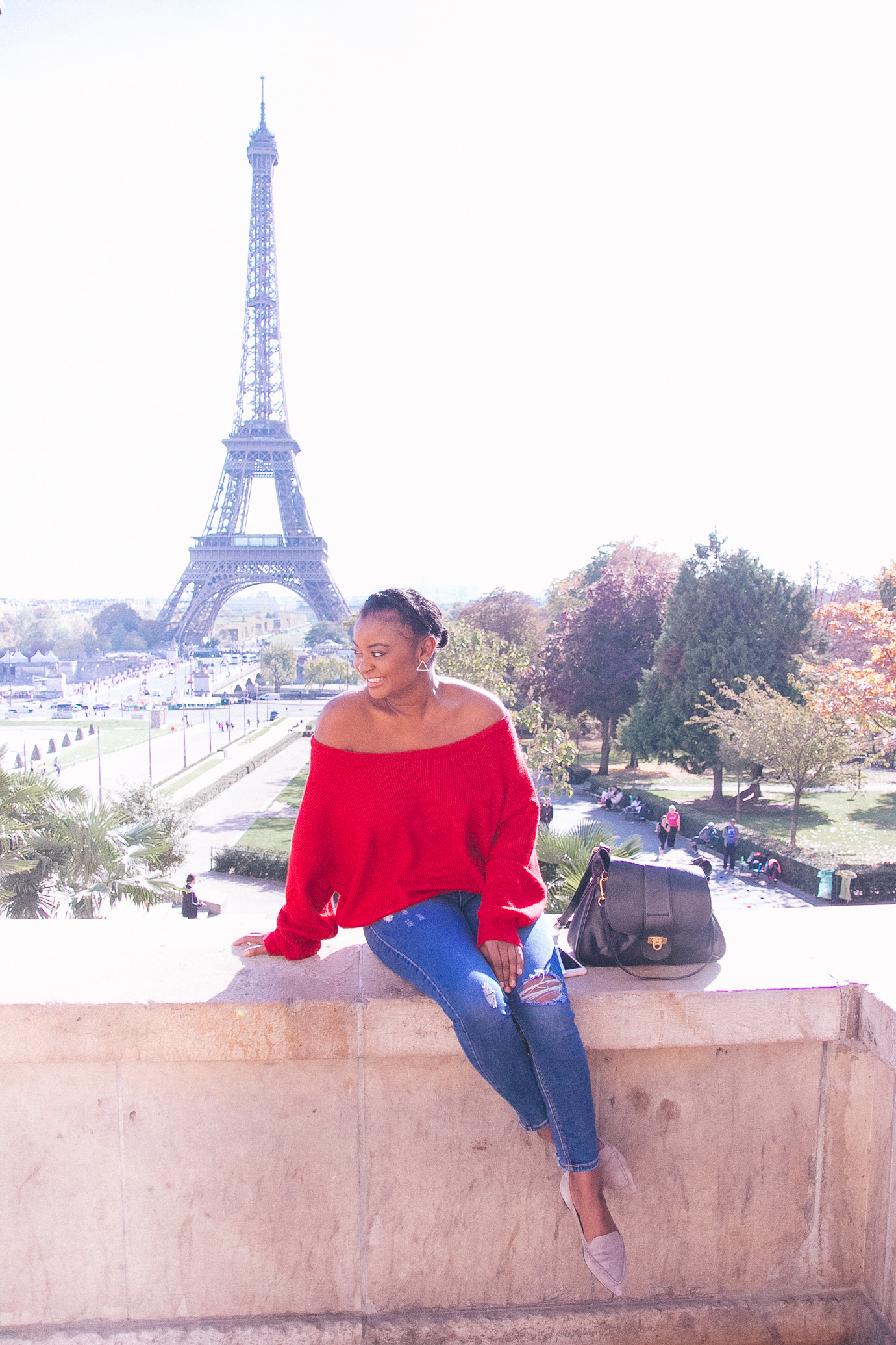 Paris DIY Wrap Pant