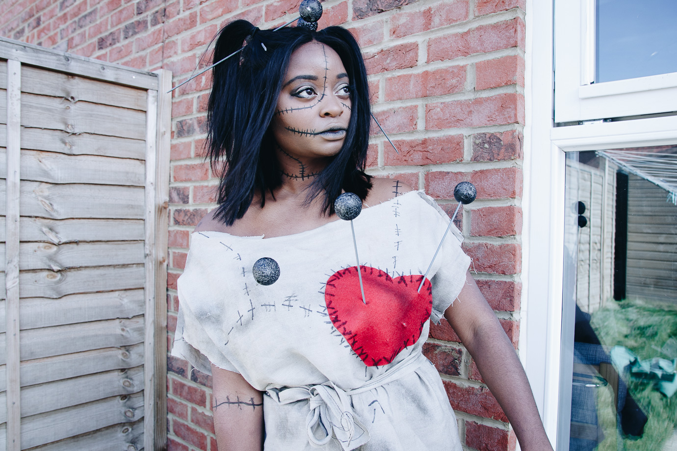 halloween: diy voodoo doll - the crafterpreneur